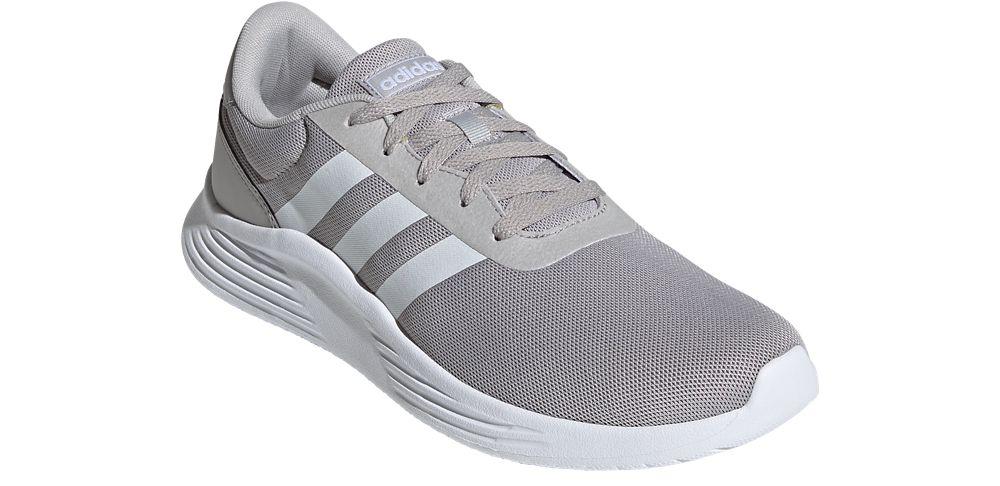 popielate sneakersy męskie adidas Lite Racer 2.0