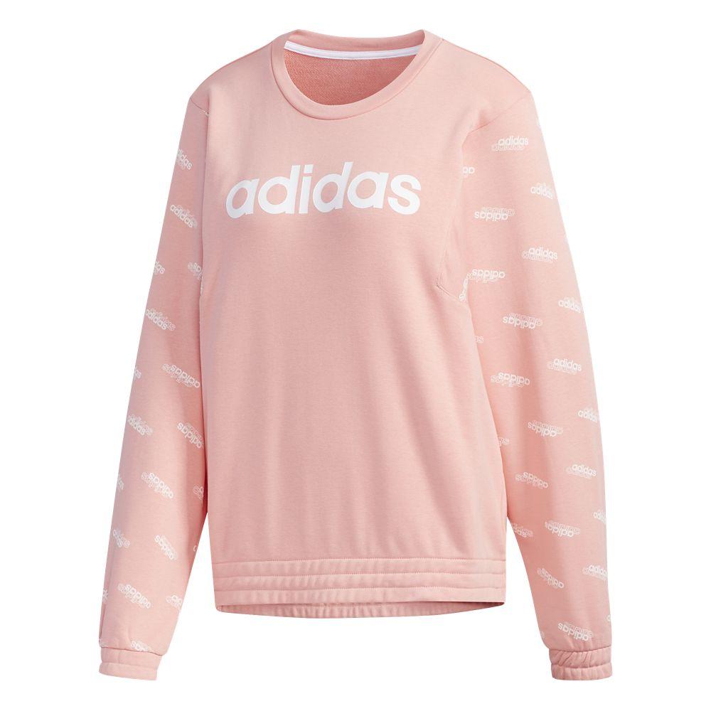 różowa bluza damska adidas