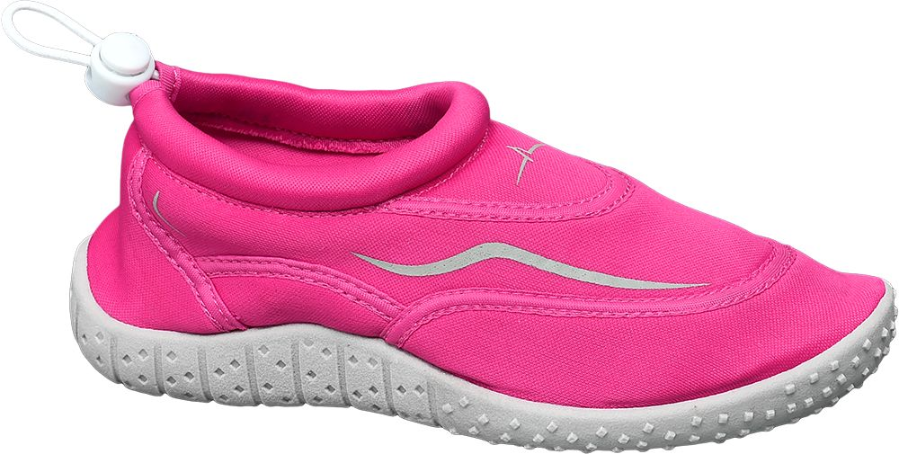 różowe buty dziewczęce Blue Fin do wody