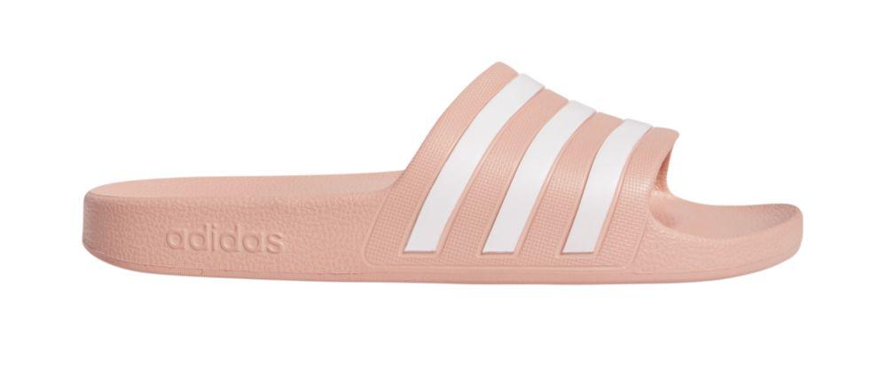 różowe klapki damskie adidas Adilette Aqua