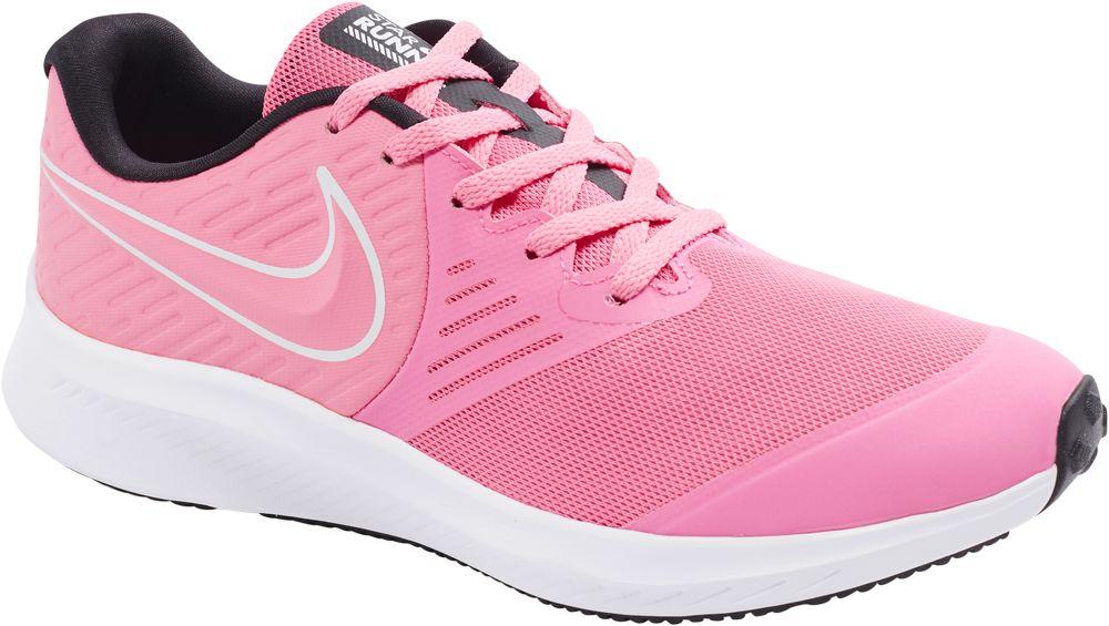 różowe sneakersy dziewczęce Star Runner 2