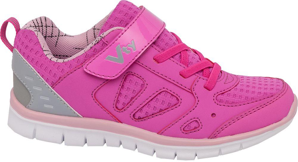 różowe sneakersy dziewczęce Vty