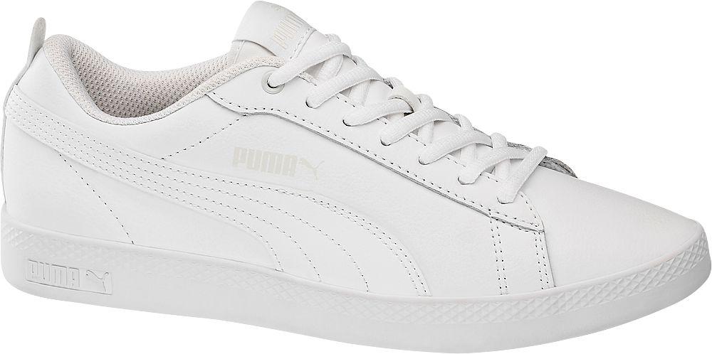 skórzane sneakersy damskie Puma Smash