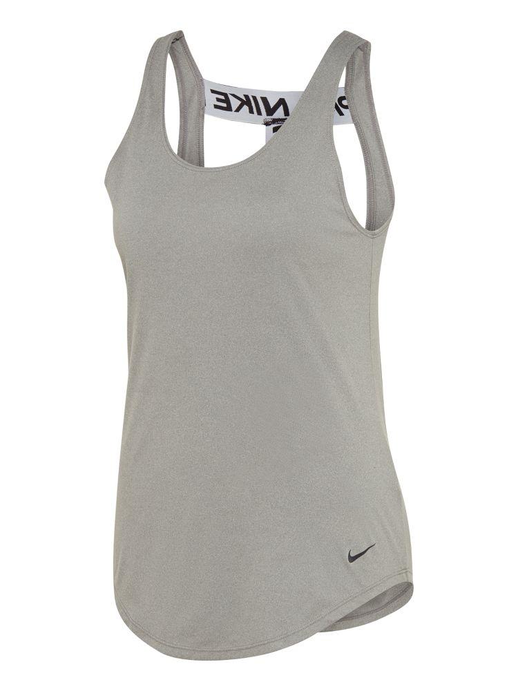 szara koszulka damska Nike