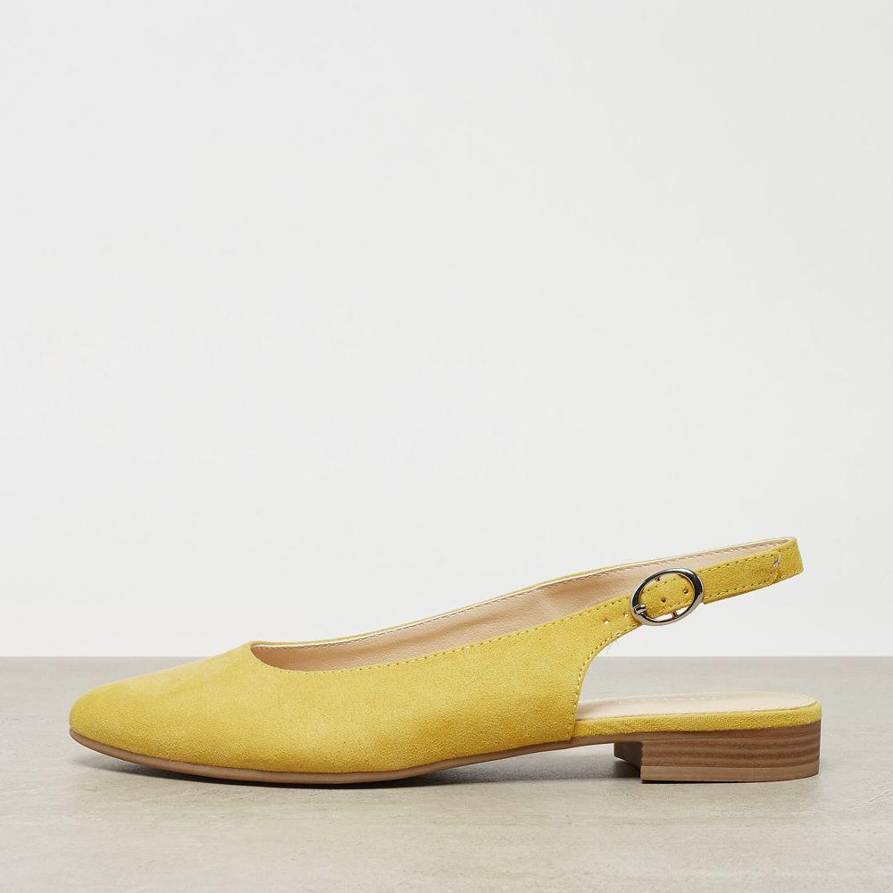 Obraz przedstawiający baleriny damskie Graceland żółte