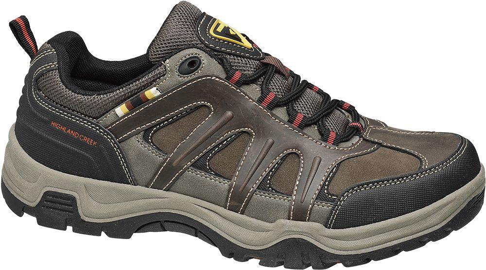 trekkingowe buty męskie Highland Creek brązowe