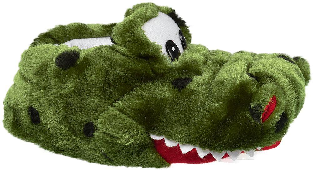 zabawne kapcie dziecięce krokodylki