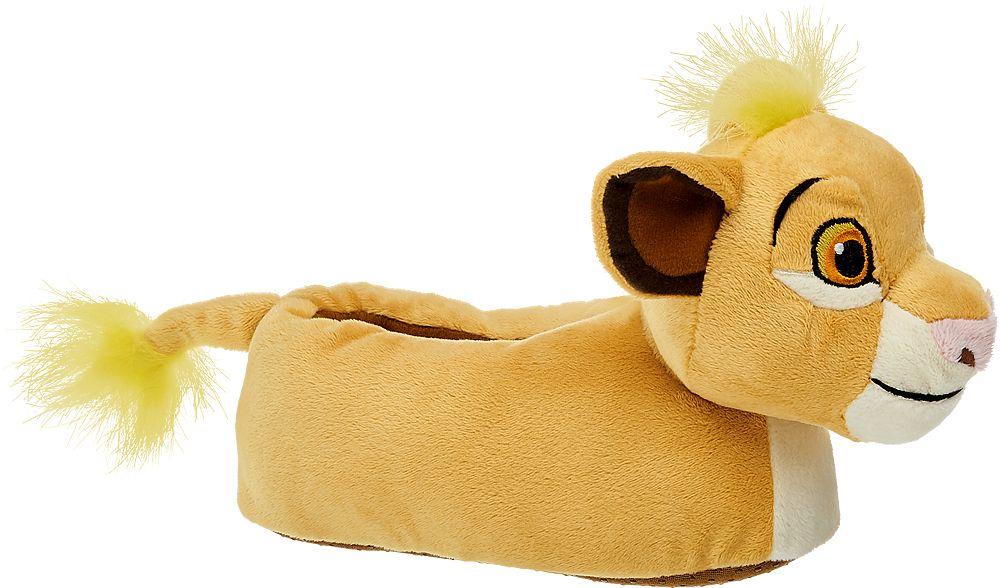 zabawne kapcie dziecięce lwy