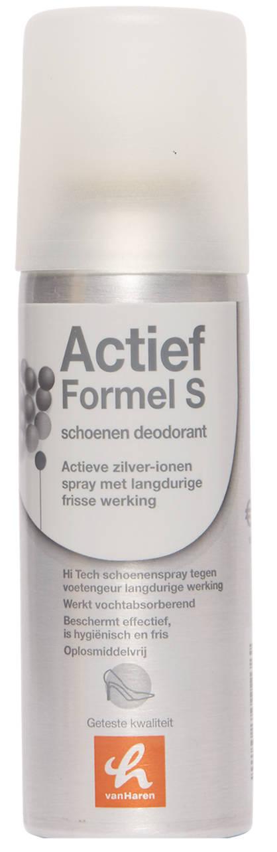 Schoenen deodorant
