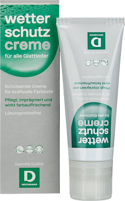 75 ml Schuhcreme farblos ( 3,93€ = 100 ml)