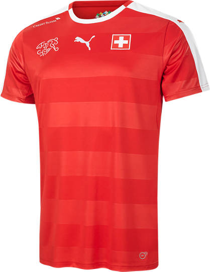 Puma Puma Swiss Replica Shirt Men