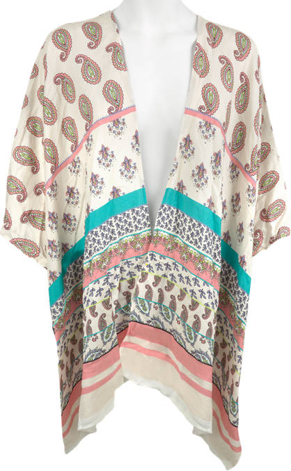 Codello Codello Kimono - LIFE IS A BEACH