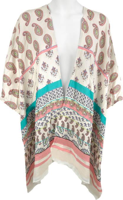 Codello Codello Kimono - LIFE IS A BEACH