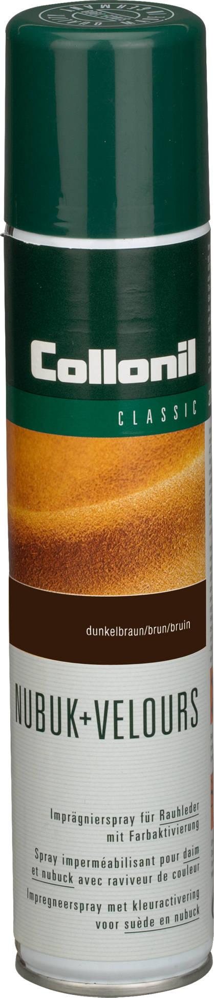Collonil 200 ml Nubuk & Velours Spray dunkelbraun (4,75 EUR - 100 ml)