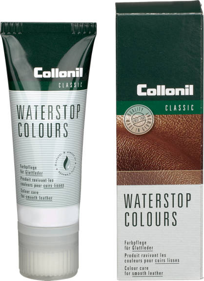 Collonil WATERSTOP weisspflegend - 75 ml (9,27 € / 100 ml)
