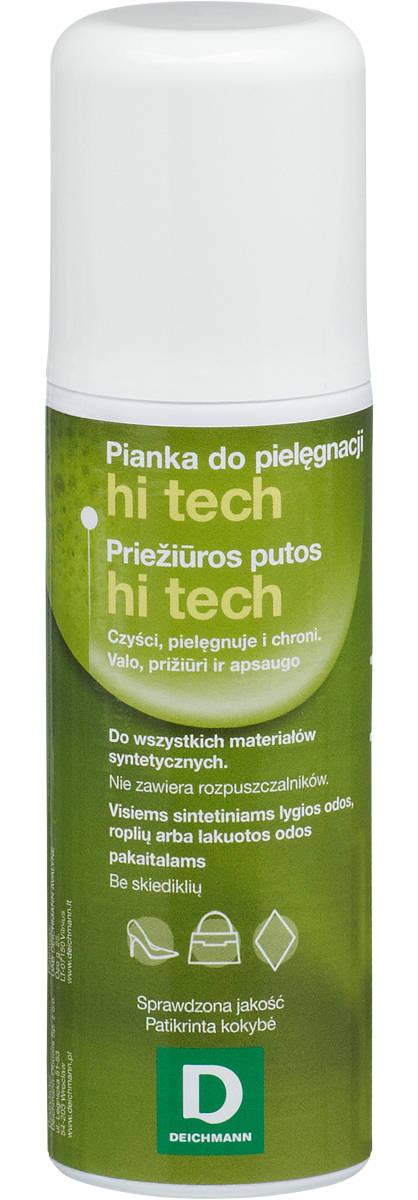 Pena za negu hi-tech materijala