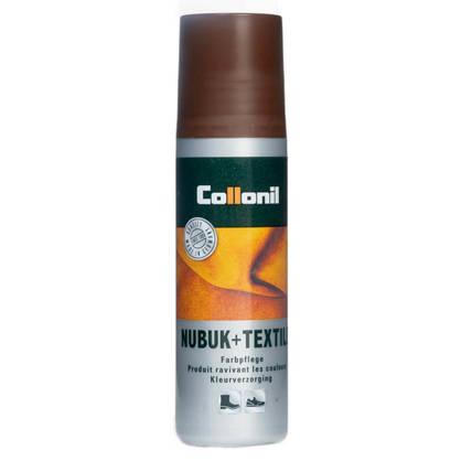 Collonil 75 ml Nubuk & Textile dunkelbraun (100 ml  8,67 EUR)