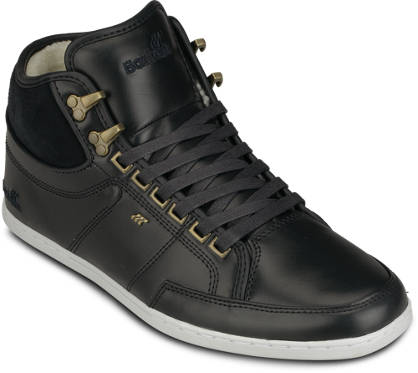 Boxfresh Boxfresh Mid-Cut Sneaker - SWAPP 3 PREM