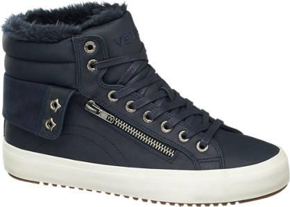 Graceland Sneaker met vetersluiting