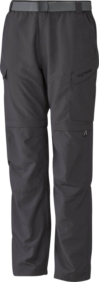 Big Tramp Big Tramp Pantaloni outdoor Zip off Uomo