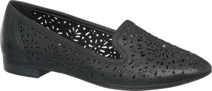 Graceland Laser Cut Loafer