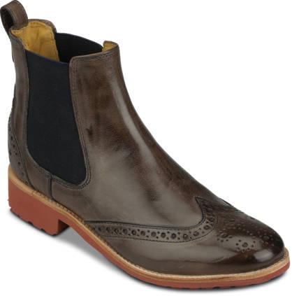 Melvin & Hamilton Melvin & Hamilton Chelsea-Boots - ELASTIC NAVY