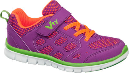 Vty Victory Chaussure avec velcro Filles