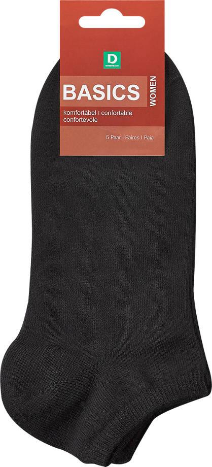 Dosenbach Dosenbach Socken 5er Set Unisex 35-42