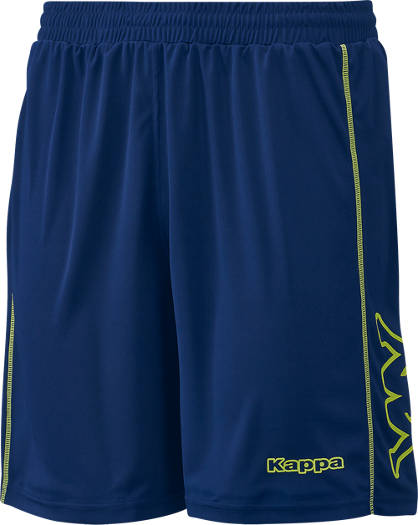 Kappa Kappa Short de football Hommes
