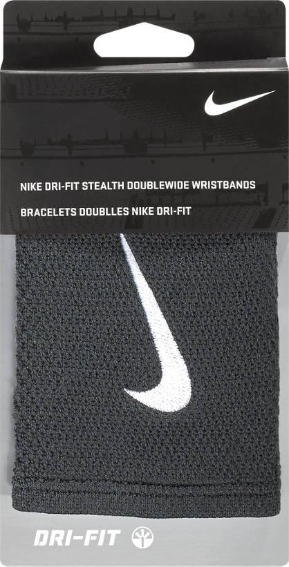 Nike Nike Stealth Doublewide Wristband Unise
