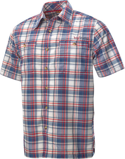 Big Tramp Big Tramp Outdoor camicia Uomo