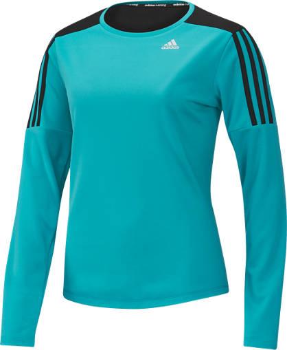 Adidas Adidas Running Shirt langarm Damen