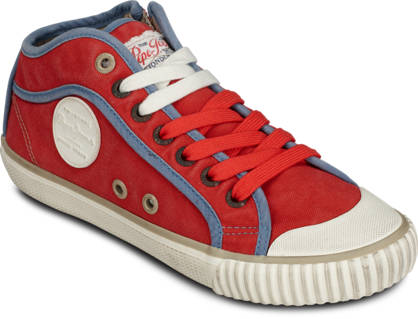 Pepe Jeans Mid-Cut Schnürschuh - INDUSTRY BASIC