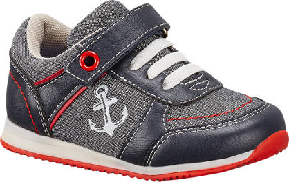 Bobbi-Shoes Bobbi Shoes Klettschuh Knaben