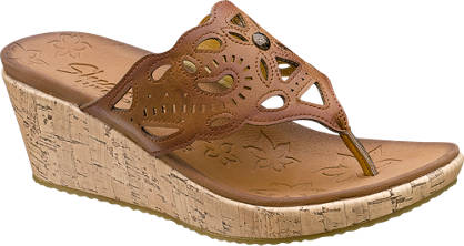 Skechers Skechers Pantolette compensée Femmes