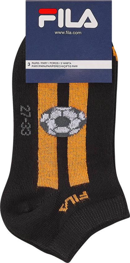 Fila Fila Socken 3er Pack Jungen 21-33