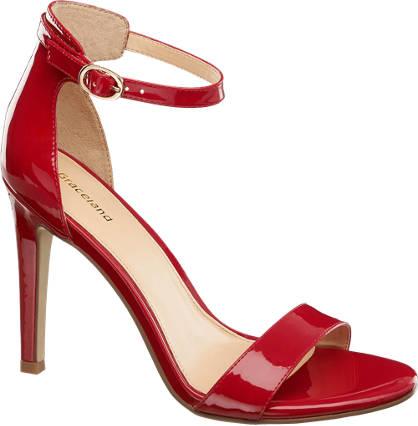 Graceland Дамски сандали с висок ток