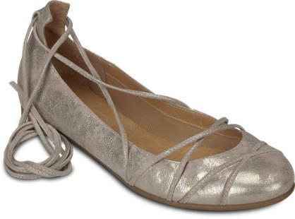 Varese Varese Lace Up-Ballerina