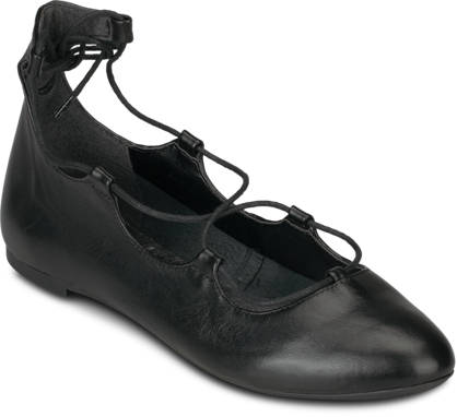 Varese Varese Lace Up-Ballerina