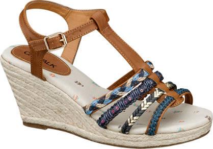 Catwalk Catwalk Sandalette compensée Femmes