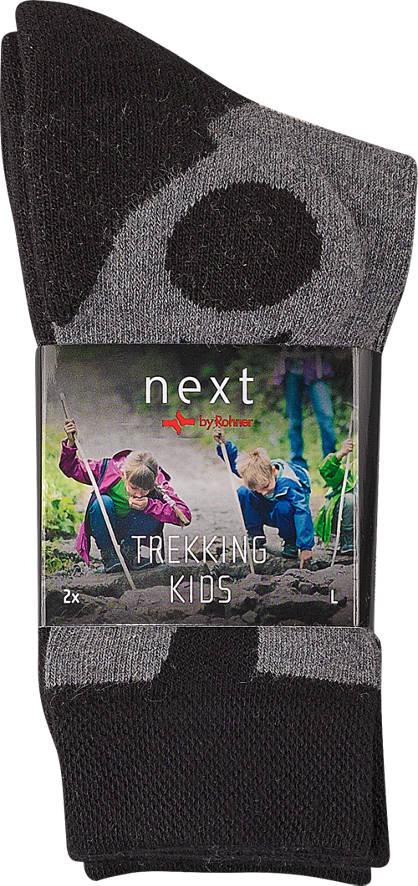 Dosenbach Dosenbach Trekking Socken Kinder 27-34