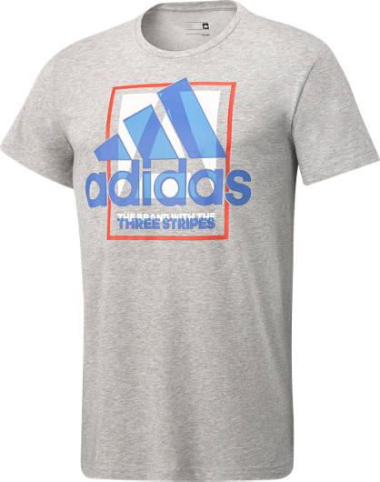 Adidas Adidas Trainingsshirt Uomo