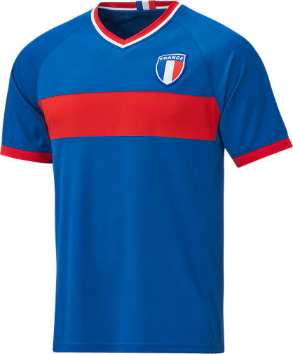 Victory EM Shirt France Hommes
