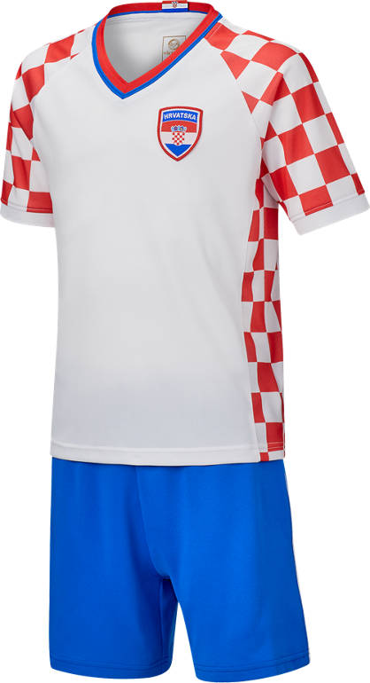 Victory Victory EM Set Croatie Enfants