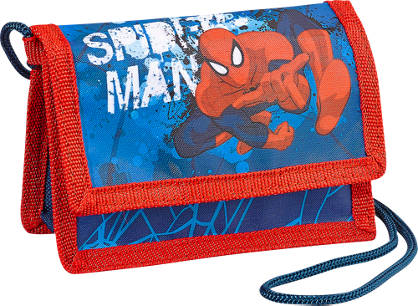 Spiderman Spiderman Portamonete Bambino