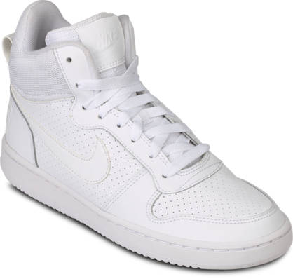 NIKE Mid-Cut Sneaker - WMNS NIKE COURT BOROUGH MID