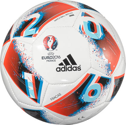 adidas adidas Ballon de football Mini Euro 16 Confidential