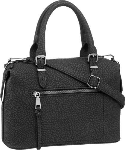 Graceland Zwarte handtas bewerkt