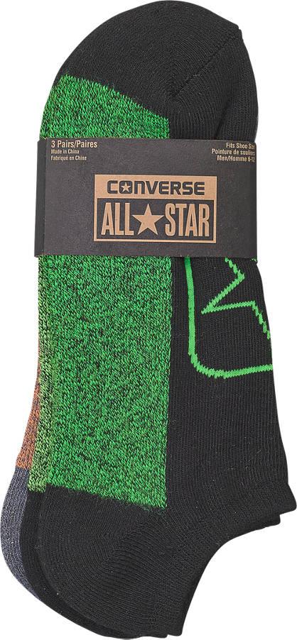 Converse Converse Chaussettes Pack de 3  Unisex 39-46