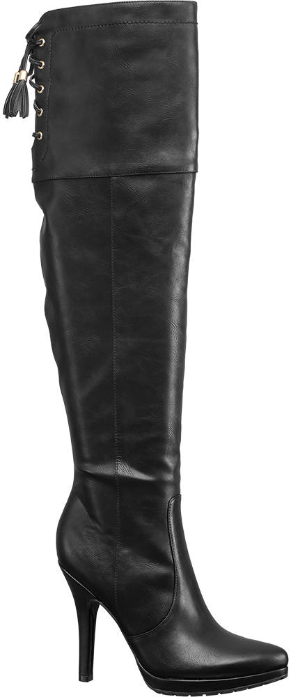 Catwalk Over Knee Boots